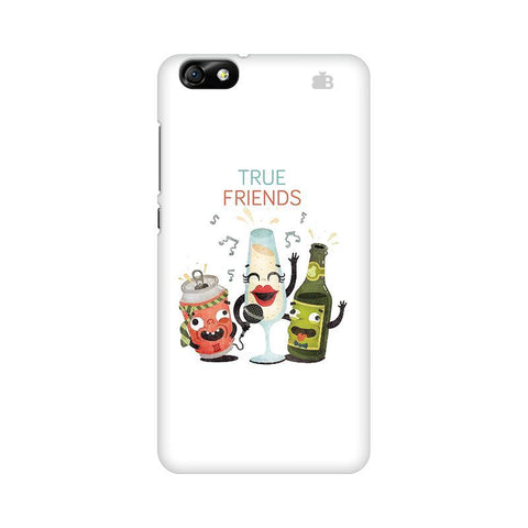 True Friends Huawei Honor 4X Phone Cover