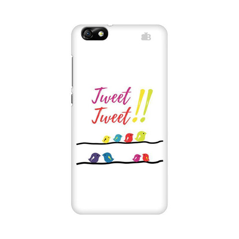 Tweet Tweet Huawei Honor 4X Phone Cover