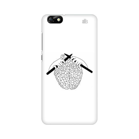 Weaving Brain Huawei Honor 4X Phone Cover