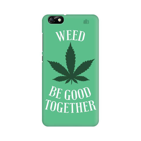 Weed be good Together Huawei Honor 4X Phone Cover