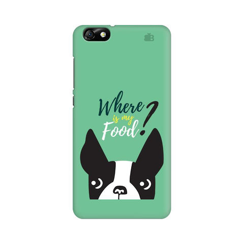 Where is my Food Huawei Honor 4X Phone Cover