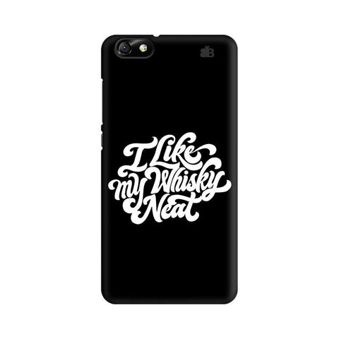 Whiskey Neat Huawei Honor 4X Phone Cover