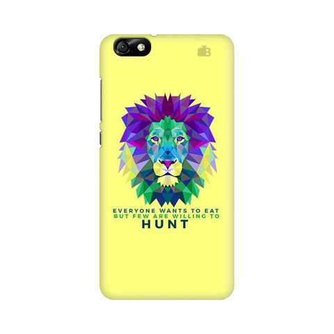 Willing to Hunt Huawei Honor 4X Phone Cover