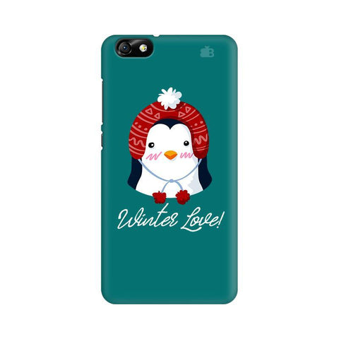 Winter Love Huawei Honor 4X Phone Cover