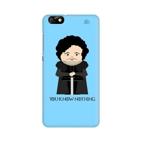 You Know Nothing Huawei Honor 4X Phone Cover