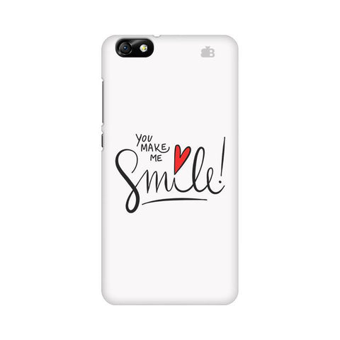 You make me Smile Huawei Honor 4X Phone Cover