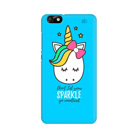 Your Sparkle Huawei Honor 4X Phone Cover