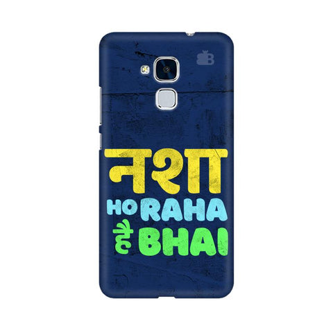 Nasha Bhai Huawei Honor 5C Cover