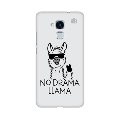No Drama LLama Huawei Honor 5C Phone Cover