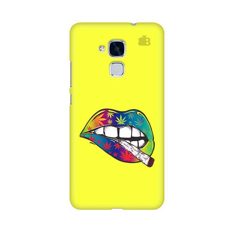 Trippy Lips Huawei Honor 5C Phone Cover