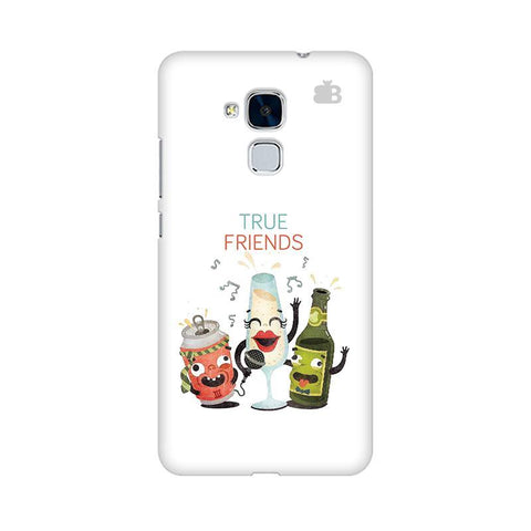 True Friends Huawei Honor 5C Phone Cover