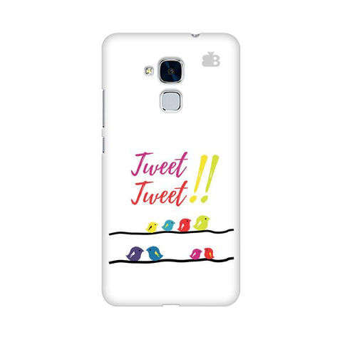 Tweet Tweet Huawei Honor 5C Phone Cover
