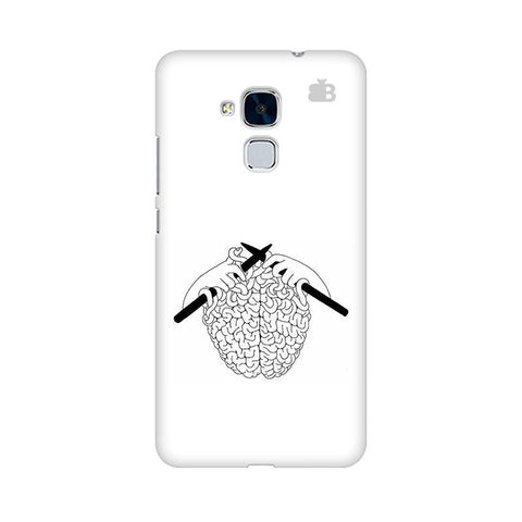 Weaving Brain Huawei Honor 5C Phone Cover