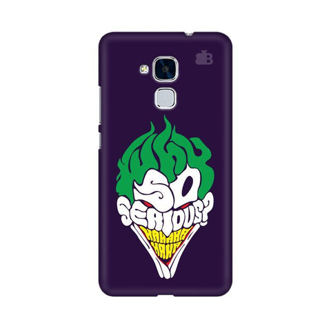 Why So Serious Huawei Honor 5C Phone Cover