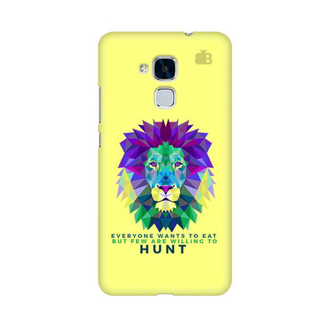 Willing to Hunt Huawei Honor 5C Phone Cover