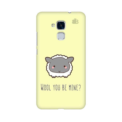 Wool Huawei Honor 5C Phone Cover