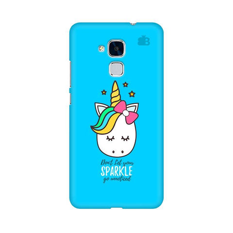 Your Sparkle Huawei Honor 5C Phone Cover
