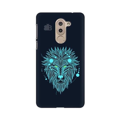 Abstract Art Lion Huawei Honor 6X Phone Cover