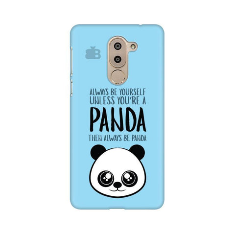 Always be panda Huawei Honor 6X Phone Cover