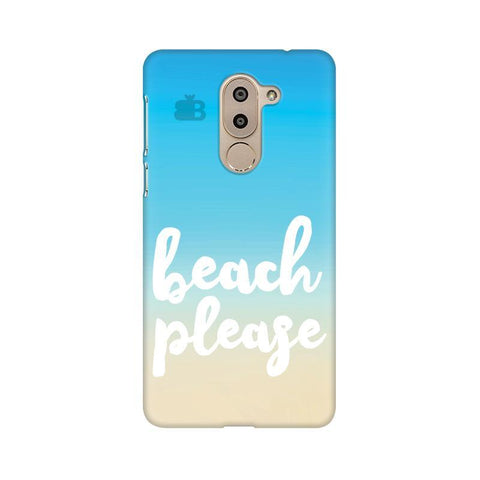Beach Please Huawei Honor 6X Phone Cover