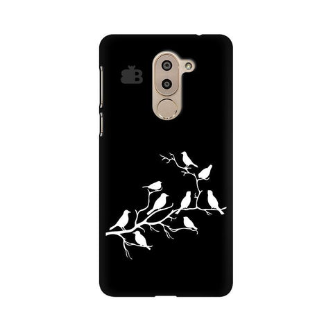 Birds on branches Huawei Honor 6X Phone Cover
