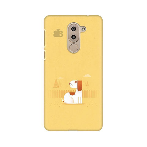 Calm Dog Huawei Honor 6X Phone Cover