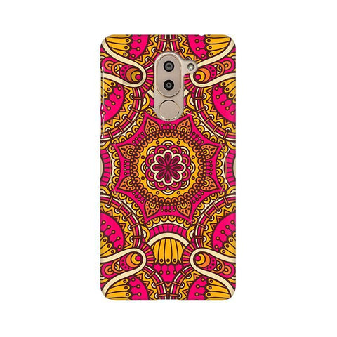 Colorful Ethnic Art Huawei Honor 6X Phone Cover