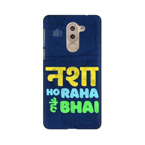 Nasha Bhai Huawei Honor 6X Cover