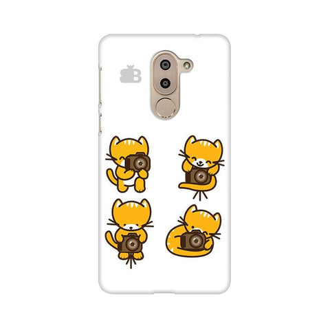 Photographer Kitty Huawei Honor 6X Phone Cover
