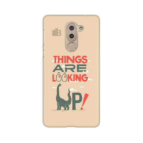 Things are looking Up Huawei Honor 6X Phone Cover