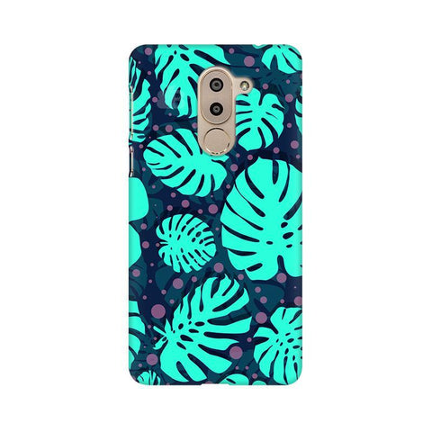 Tropical Leaves Pattern Huawei Honor 6X Phone Cover