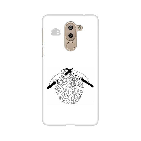 Weaving Brain Huawei Honor 6X Phone Cover