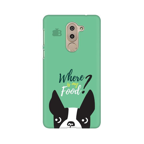 Where is my Food Huawei Honor 6X Phone Cover