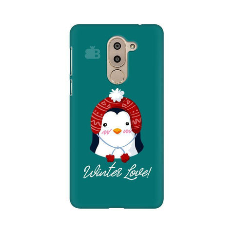 Winter Love Huawei Honor 6X Phone Cover