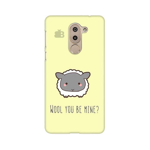 Wool Huawei Honor 6X Phone Cover