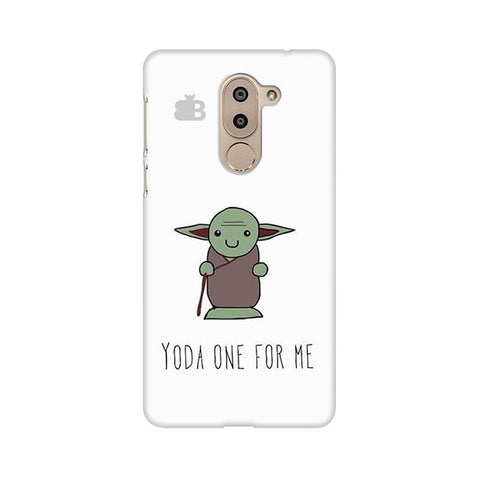 Yoda One Huawei Honor 6X Phone Cover