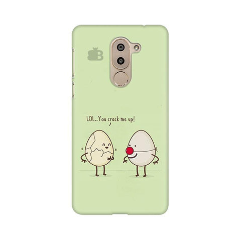 You Crack me up Huawei Honor 6X Phone Cover