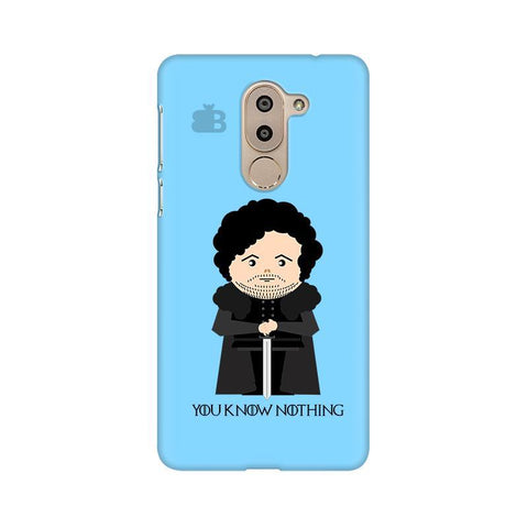 You Know Nothing Huawei Honor 6X Phone Cover