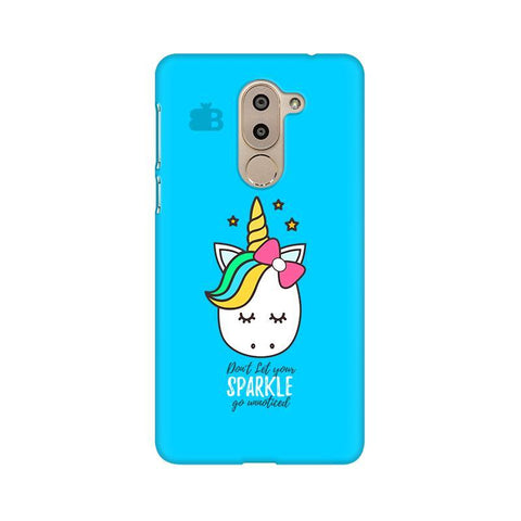 Your Sparkle Huawei Honor 6X Phone Cover