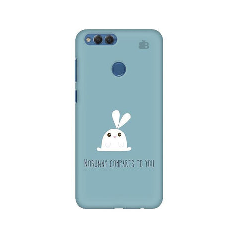 No Bunny Huawei Honor 7X Phone Cover