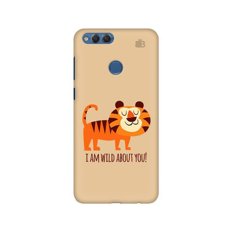 Wild About You Huawei Honor 7X Phone Cover