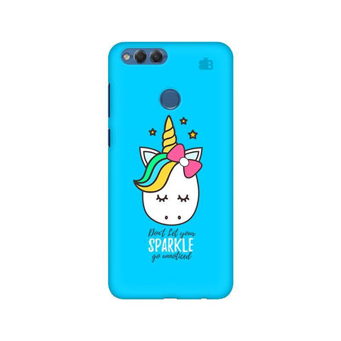 Your Sparkle Huawei Honor 7X Phone Cover