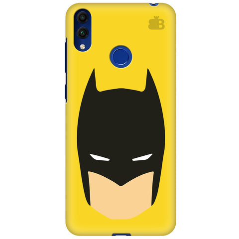 Angry Masked Superhero Huawei Honor 8C Cover