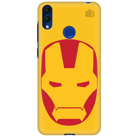 Angry Superhero Mask Huawei Honor 8C Cover
