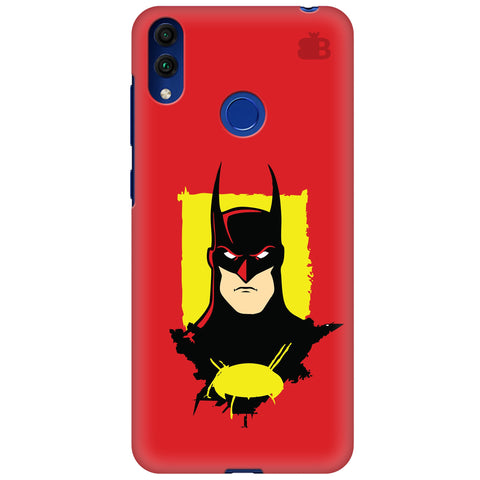 Badass Superhero Huawei Honor 8C Cover