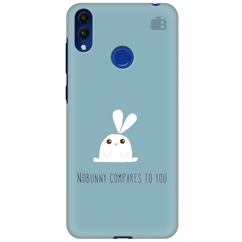No Bunny Huawei Honor 8C Cover