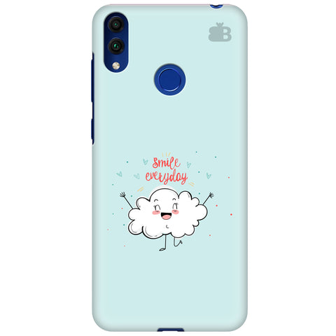 Smile Everyday Huawei Honor 8C Cover