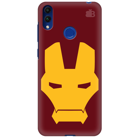 Superhero Mask Huawei Honor 8C Cover