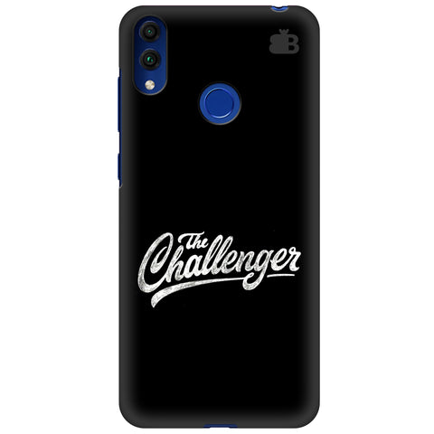 The Challenger Huawei Honor 8C Cover