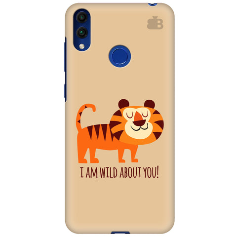 Wild About You Huawei Honor 8C Cover
